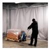 Goff's Enterprises 31642 Curtain Wall Climate Curtain - 5'Lx9'H Curtain