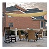 Sunshade Sail PC2001216Y SunShade Sail Canopy - 16x16'