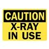 Lyle U1-1047-RA_14X10 Caution Sign, 14x10 In., English
