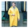 LaCrosse 200C MED Raincoat w/ Detachable Hood, Yellow, M