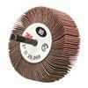 Scotch-Brite 244D Flap Wheel, 3 in., Medium, Pack of 10