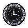 Intermatic FM1STUZH220/50 Electromechanical Timer, 24-Hour, SPDT