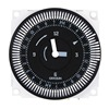 Intermatic FM1QTUZ-24U Electromechanical Timer, 24-Hour, SPDT