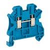 Schneider Electric NSYTRV42BL Trmnl Blk, Screw Clmp Tech Pssthrgh