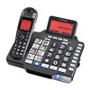 Clearsounds A1600BT Telephone,  DECT 6.0 Cordless,  Black