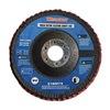 Westward 31EM75 Flap Disc, 4 in. Dia., 40 Grit