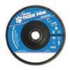 Weiler 51170 Abrasive Flap Disc, Medium, 7in., Phenolic
