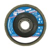 Weiler 51107 Abrasive Flap Disc,  Coarse,  4-1/2 in.