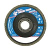 Weiler 51108 Abrasive Flap Disc,  Medium,  4-1/2 in.