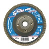 Weiler 51115 Abrasive Flap Disc,  Fine,  4-1/2 in.