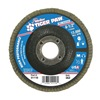Weiler 51118 Abrasive Flap Disc,  Coarse,  4-1/2 in.