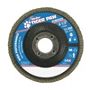 Weiler 51119 Abrasive Flap Disc,  Medium,  4-1/2 in.
