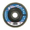 Weiler 51120 Abrasive Flap Disc,  Medium,  4-1/2 in.