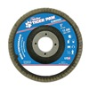 Weiler 51129 Abrasive Flap Disc, Medium, 5in., Phenolic