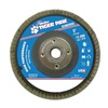 Weiler 51133 Abrasive Flap Disc, Medium, 5in., Phenolic
