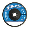 Weiler 51137 Abrasive Flap Disc, Medium, 7in., Phenolic