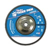 Weiler 51143 Abrasive Flap Disc, Fine, 7in., Phenolic