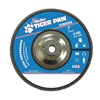 Weiler 51149 Abrasive Flap Disc, Coarse, 7in., Phenolic