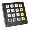 Storm Interface 720 GFXI 16 KEY Illuminated Keypad, 16 Key, IP65
