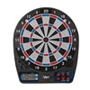 Hathaway BG1042 Dartboard, Black, 22-1/2in.H x 19-1/2in.W