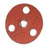 Norton 66254468393 Sanding Disc, CerAlO, 80 Grit, 4-1/2 in.