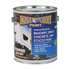 Rae 9614-01 Masonry & Stucco Paint, Tan, 1 gal.