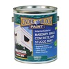 Rae 9620-01 Masonry & Stucco Paint, Green, 1 gal.
