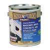 Rae 9622-01 Masonry & Stucco Paint, Beige, 1 gal.