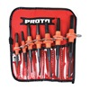 Proto J47A-TT Drive Pin Punch Set, Hardened Steel