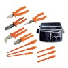 C.H. Hanson USC00004 Insulated Tool PouchNumber of Pieces: 13