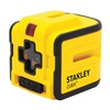 Stanley STHT77340 Pendulum Self LevelingCross Line Laser Horizontal and Vertical,  Interior and Exterior