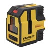 Stanley STHT77341 Pendulum Self LevelingCross Line Laser Horizontal and Vertical,  Interior and Exterior