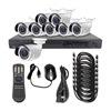 Lts LTN0882K-8B CCTV Kit, All In One, 12VDC, 1 TB