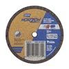 Norton 66243510670 Abrasive Cutoff Wheel, 3 x 1/16 x 1/4