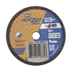 Norton 66243510835 Abrasive Cutoff Wheel, 3 x 1/16 x 3/8