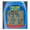 Yellow Jacket 69008 Temp/Humdty Meter, 0 to 100 Rel Hum Rnge