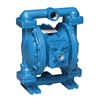 Sandpiper S1FB1I1WANS000 Diaphragm Pump, Air Operated, Cast-Iron