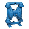 Sandpiper S15B1I1WANS000 Diaphragm Pump, Air Operated, Cast-Iron