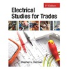 Delmar Learning 9.78113E+12 Ref Book, Electrical Studies for Trades