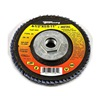 Forney Industries Inc 71930 FLAP DISC 4.5X5/8 36 GR