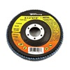 Forney Industries Inc 71986 4.5x7/8 60G Flap Disc