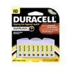 """Procter & Gamble/Duracell 275 DURA8PK 10""""Hear Battery"""