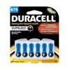 Procter & Gamble/Duracell 433 DURA6PK 675Hear Battery