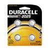 Procter & Gamble/Duracell 66390 DURA4PK 3V 2025 Battery