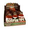 D.M. Merchandising Inc X-SOCKS XMAS Cozy Fuzzy Socks, Pack of 24