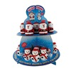 D.M. Merchandising Inc X-LFX24 XMAS Child Pendants, Pack of 24