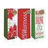 Expressive Design Group Inc CBGBA-18TV Bottle Gift Bag ASSTD, Pack of 12