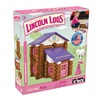 KNEX LIMITED PARTNERSHIP GROUP 00850 Lincoln Log Cottage Set