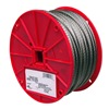 """Campbell Chain & Fittings T7000326 3/32""""250' Ss Cable Reel"""
