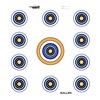 "Allen Company 15208 12"" 11 Spot Target"